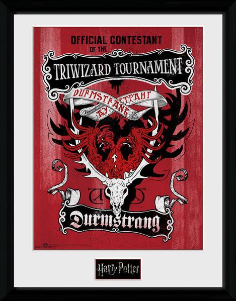Framed poster Harry Potter - Triwizard