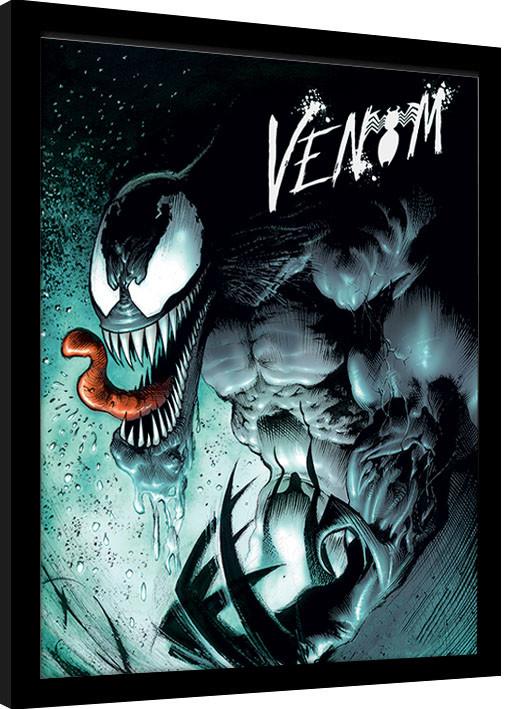 Marvel Extreme Venom Framed Poster Buy At Ukposters