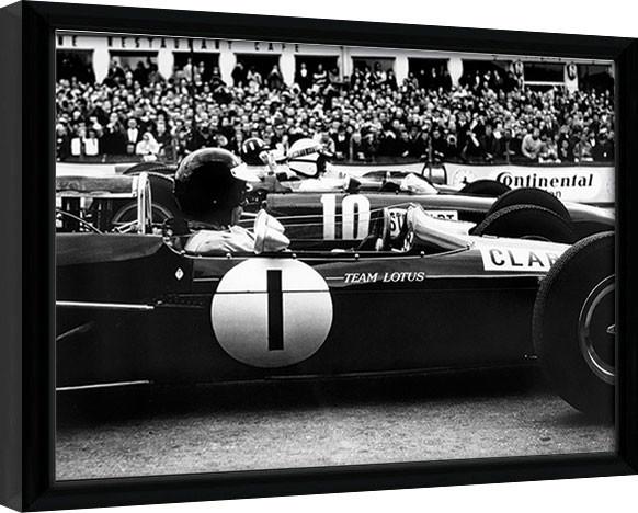 Monaco - 15 Framed poster