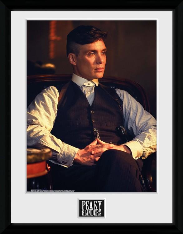 Framed poster Peaky Blinders - Tommy
