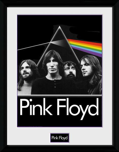 Pink Floyd - Prism Framed poster