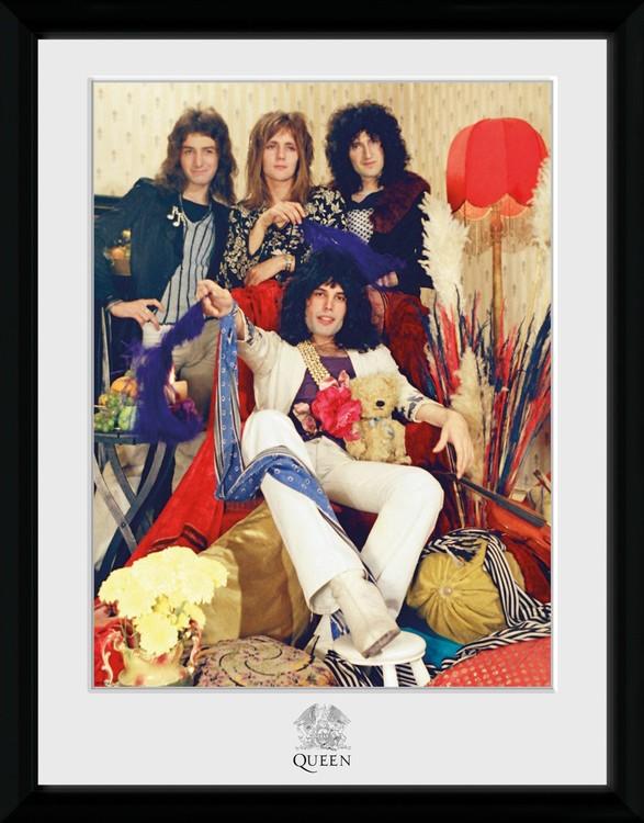 Queen - Band Framed poster