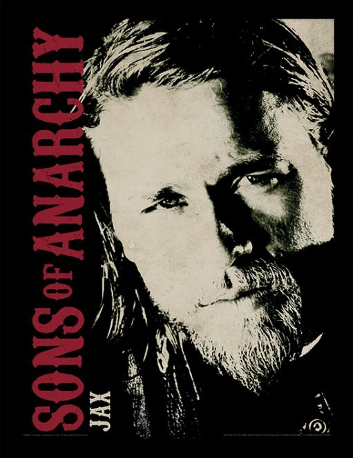 Sons of Anarchy - Jax Framed poster