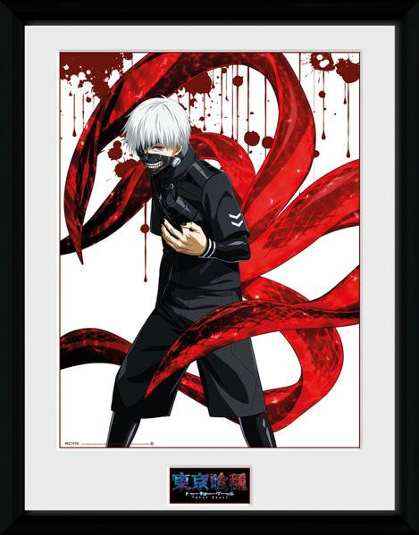 Tokyo Ghoul - Ken Framed poster