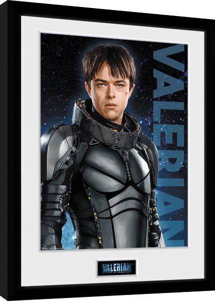 Framed poster Valerian - Valerian