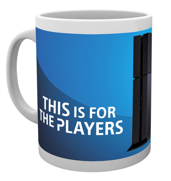 Cup Playstation - Console