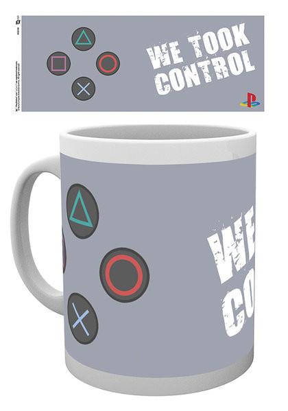 Mug Playstation - Controller