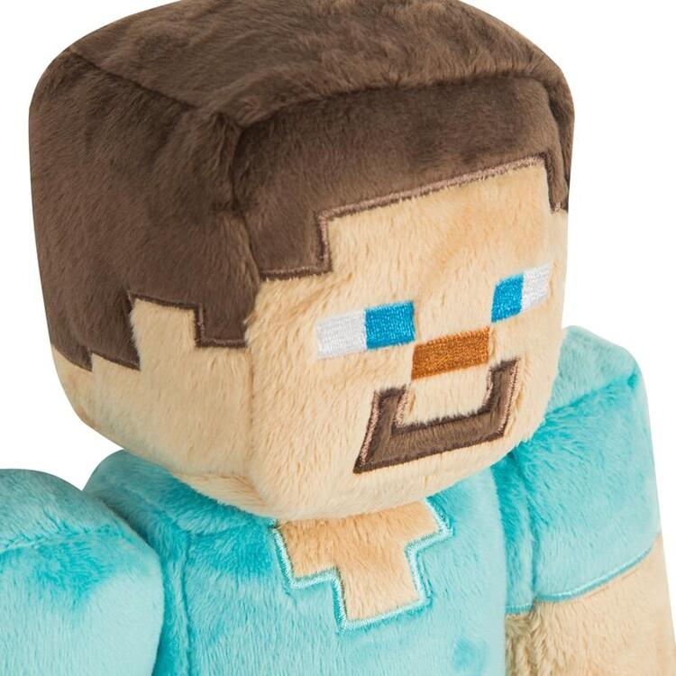 Plush toy Minecraft - Steve