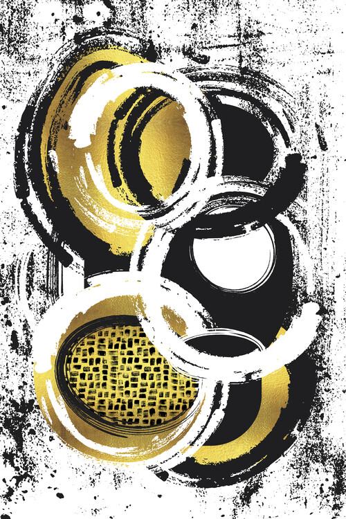 Art Print on Demand Abstract Painting No. 2