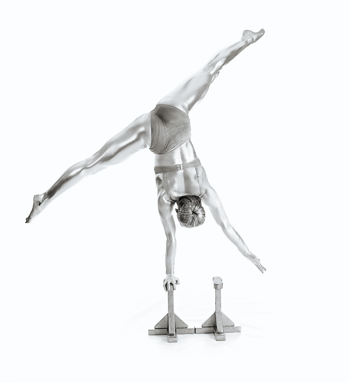 Art Print on Demand Balance - Gymnastics Series