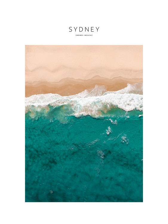 Art Print on Demand bondi1