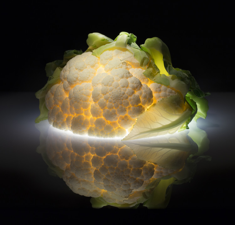 Art Print on Demand Cauliflower
