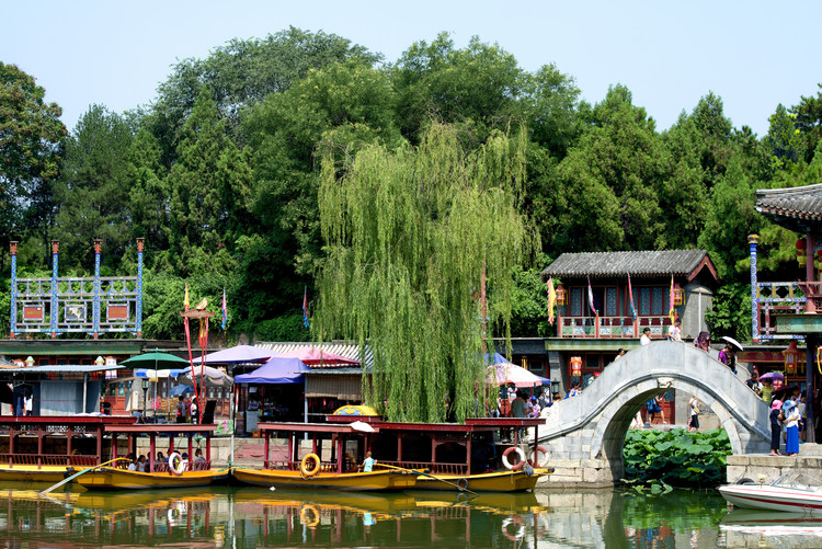 Art Print on Demand China 10MKm2 Collection - Suzhou Summer Palace