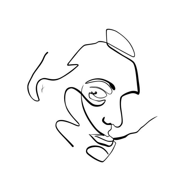 Art Print on Demand Dali