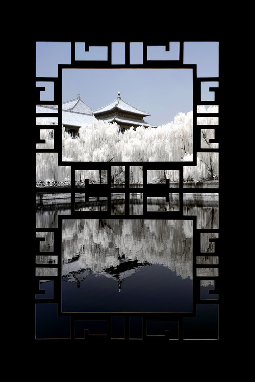 Art Print on Demand Forbidden City