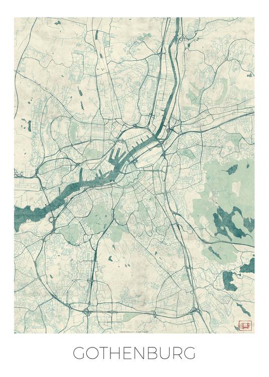 Art Print on Demand Gothenburg