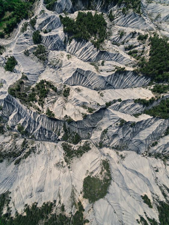 Art Print on Demand Greys canyons