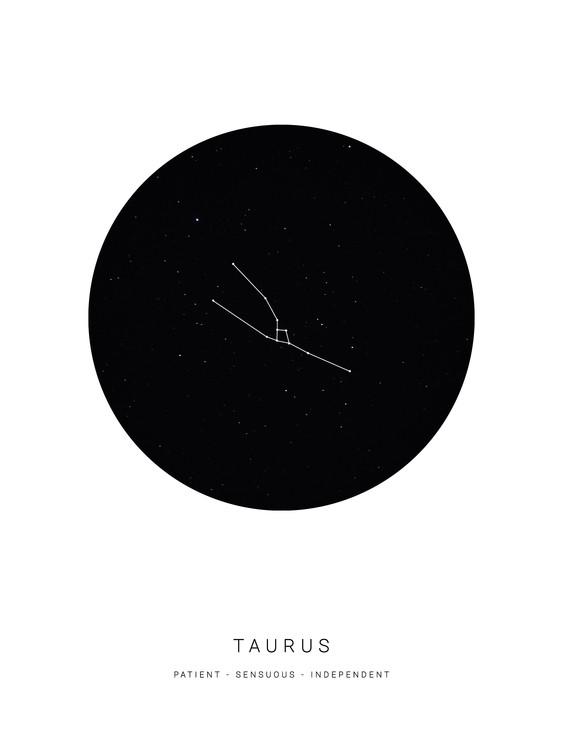 Art Print on Demand horoscopetaurus
