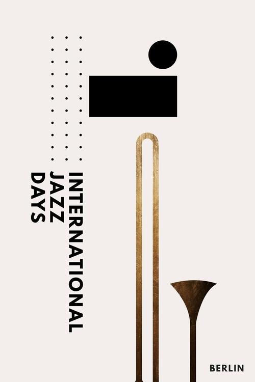 Illustration Jazzy Days No.3
