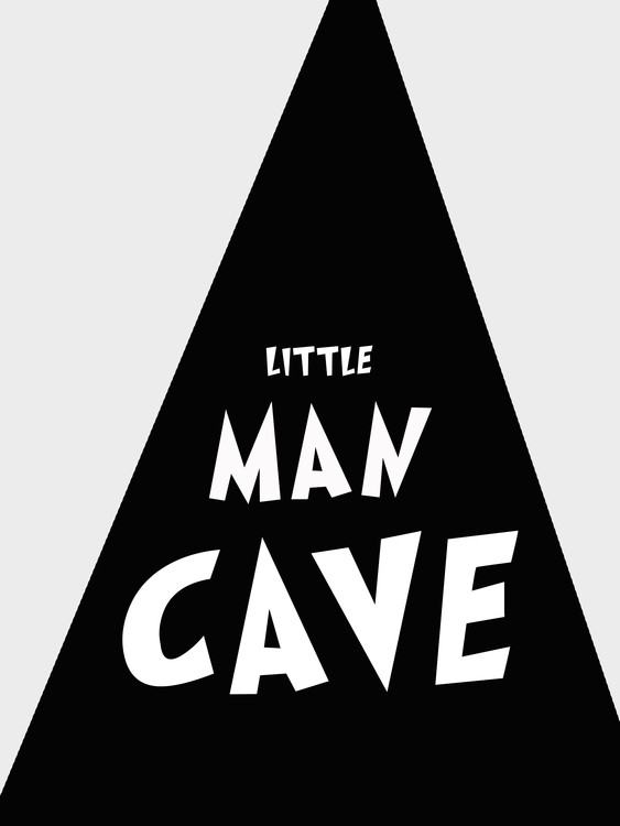 Art Print on Demand little mancave