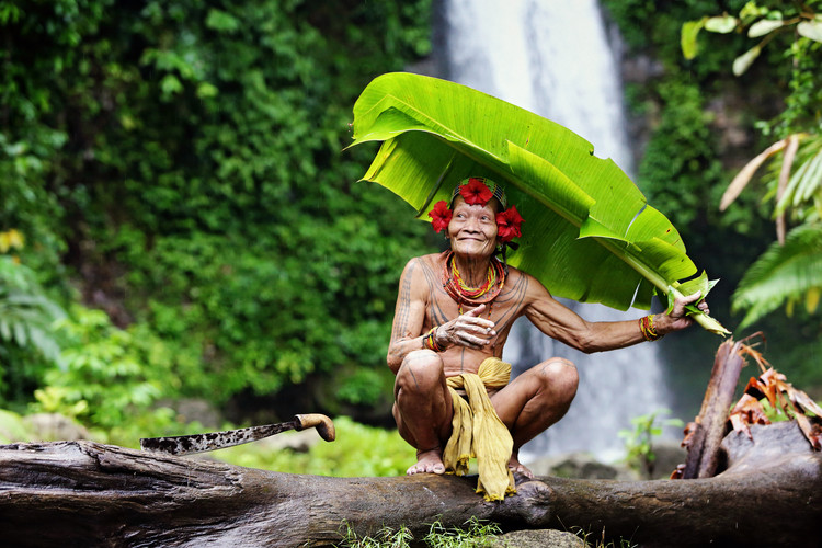 Art Print on Demand Mentawai