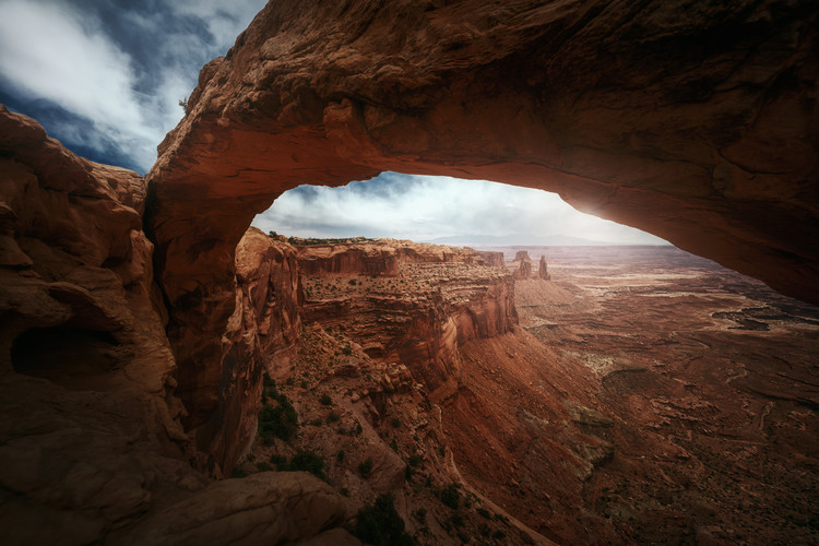 Art Print on Demand Mesa Arch