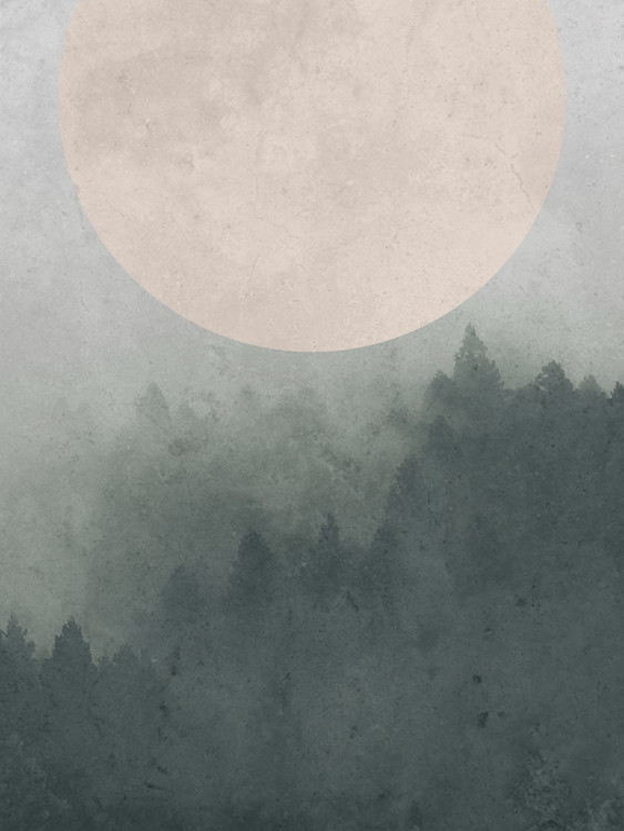 Art Print on Demand Moonbird