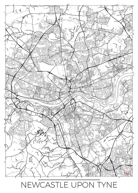 Art Print on Demand Newcastle Upon Tyne
