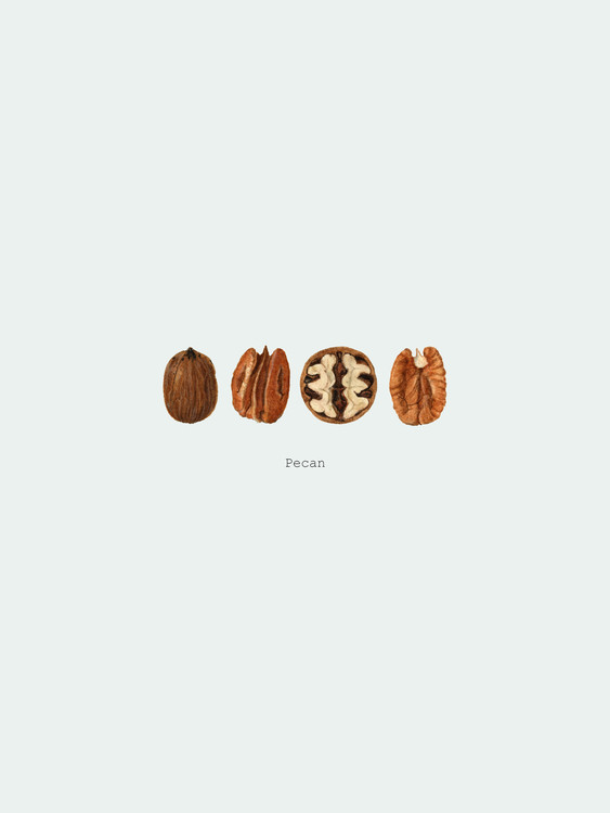 Art Print on Demand pecan