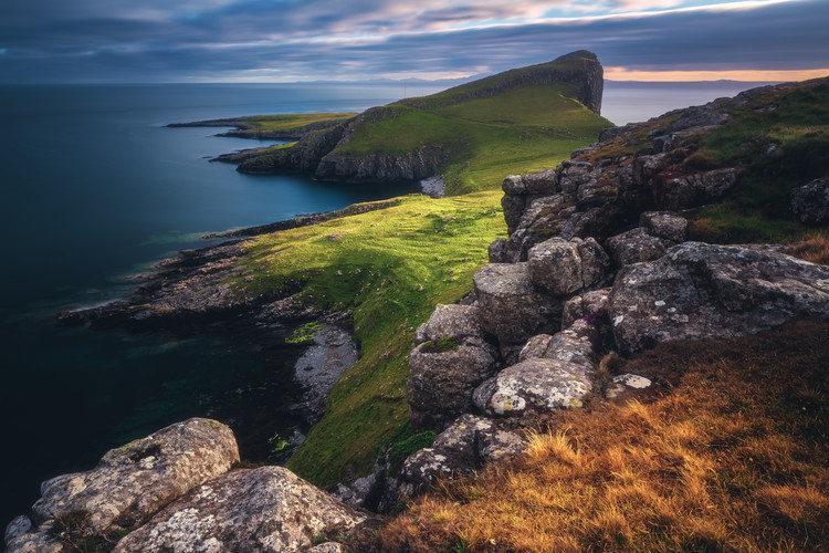 Art Print on Demand Scotland - Neist Point