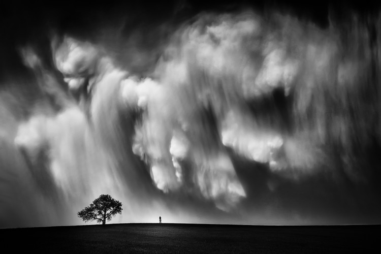 Art Print on Demand Storm Chaser