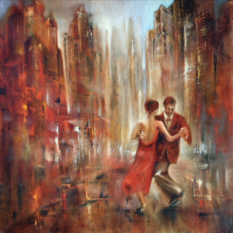 Art Print on Demand Tango