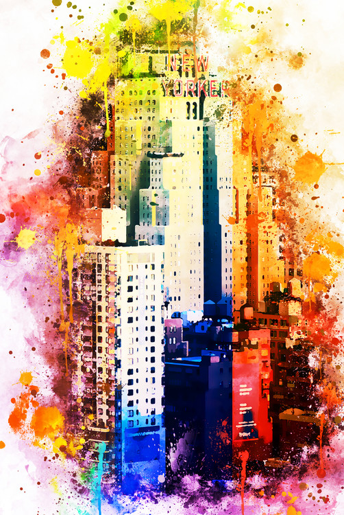 Art Print on Demand The New Yorker