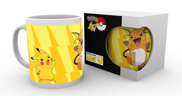 Mug Pokémon - Pikachu Evolve