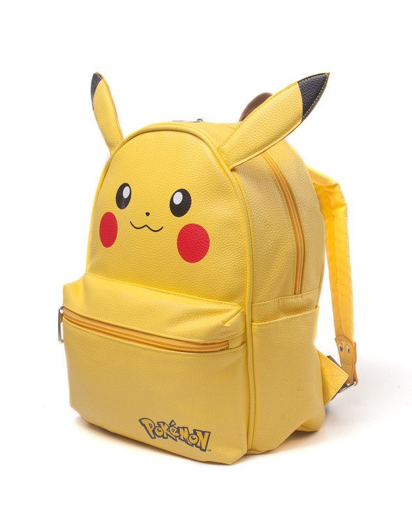 Rucksack Pokemon - Pikachu