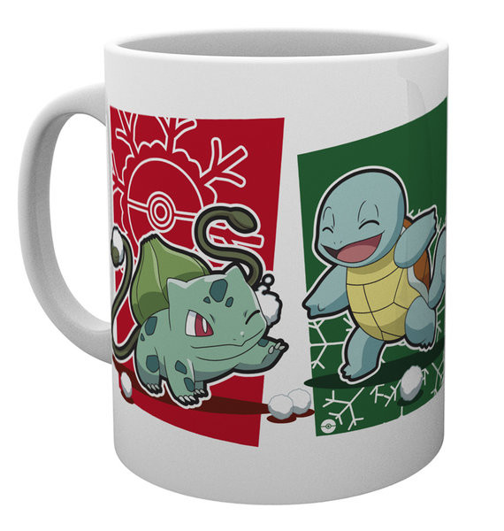 Cup Pokemon - Snowball Starters