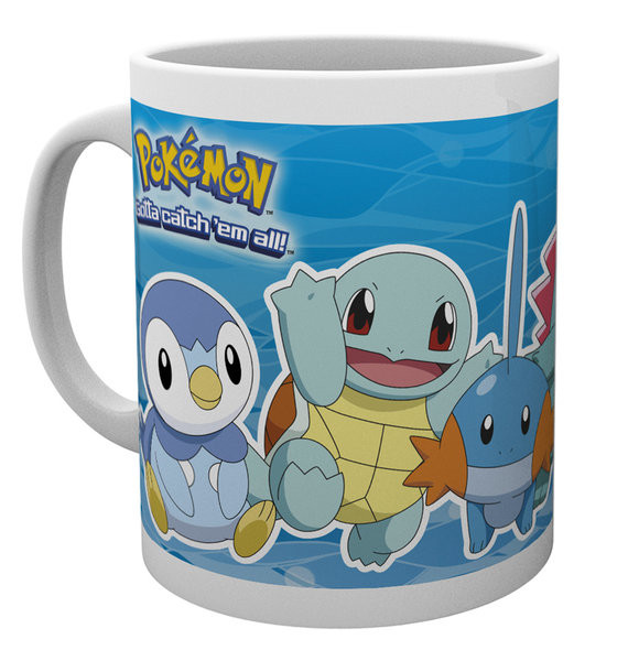 Mug Pokémon - Water Partners