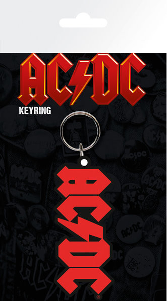 Porta-chaves AC/DC - Logo