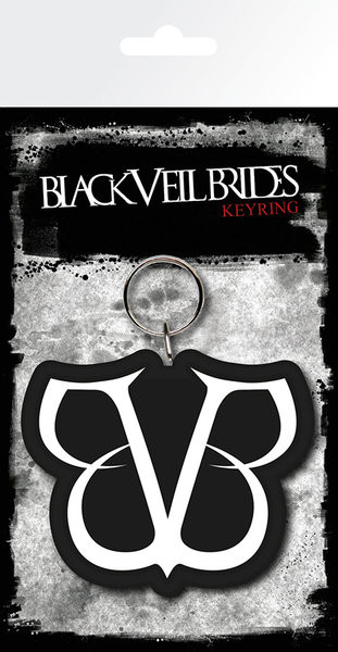 Porta-chaves Black Veil Brides - BVB