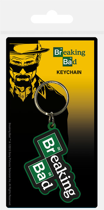 Porta-chaves  Breaking Bad - Logo