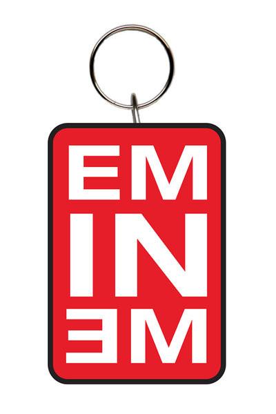 Porta-chaves Eminem - Logo