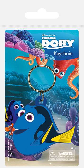 Porta-chaves Finding Dory - Dory