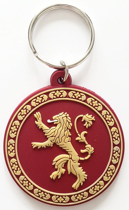 Porta-chaves Game of Thrones - Lannister