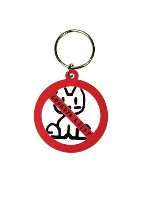 Porta-chaves GOODBYE KITTY