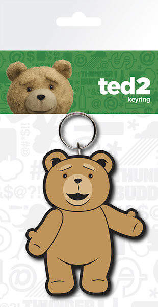 Porta-chaves Ted 2 - Ted