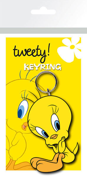 Porta-chaves Tweety Pie - Tweety