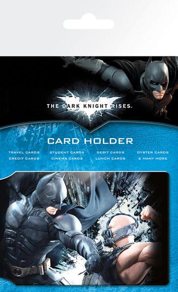 Batman The Dark Knight Rises - Battle Porte-Cartes