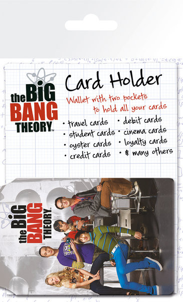 BIG BAG THEORY - classroom  Porte-Cartes