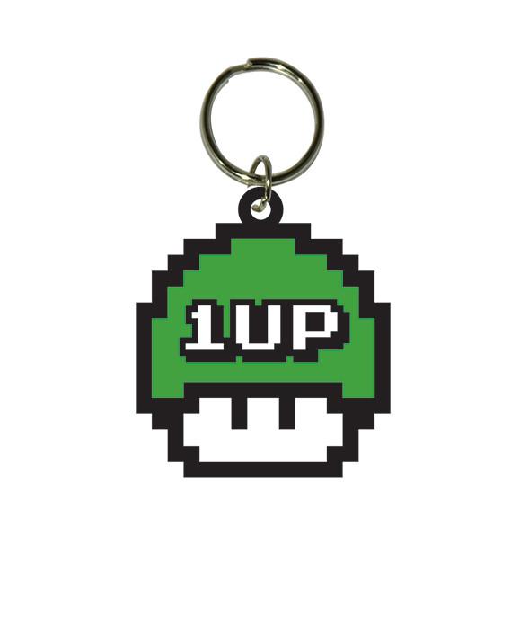 1UP Porte-clés