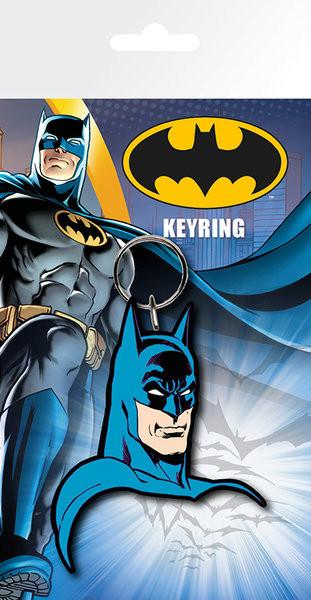 Batman Comic - Face Porte-clés